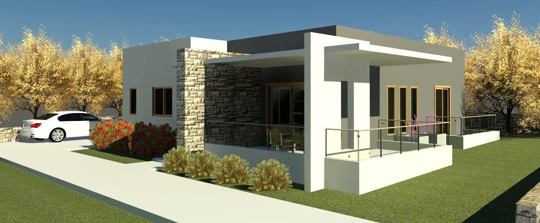 Ισόγεια κατοικία στις Πατσίδες, Ηράκλειο Κρήτης