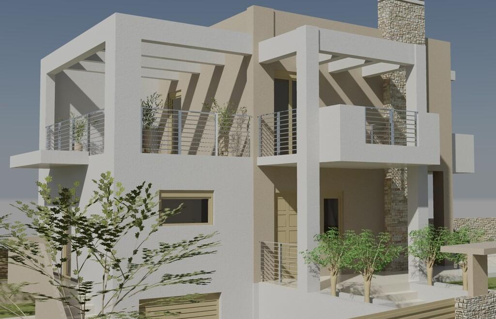 Διώροφη Κατοικία στην Βαγιονιά, Νομού Ηρακλείου
