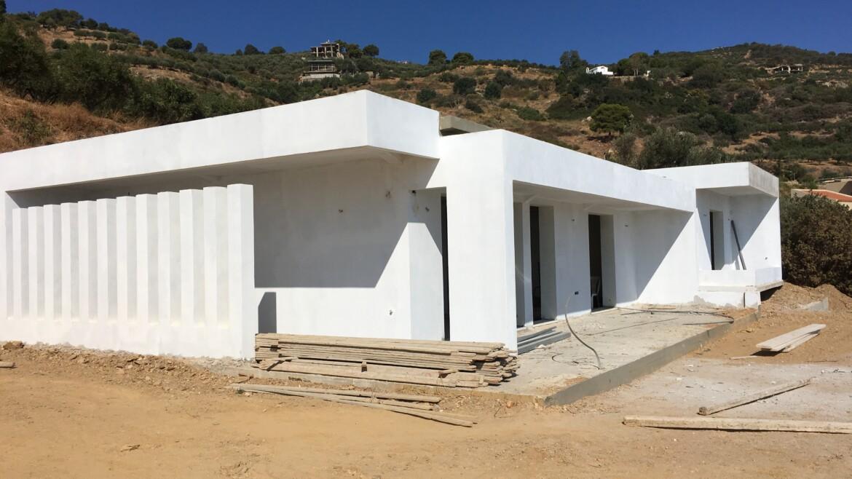 Μονοκατοικία στην Ρογδιά, Ηράκλειο Κρήτης