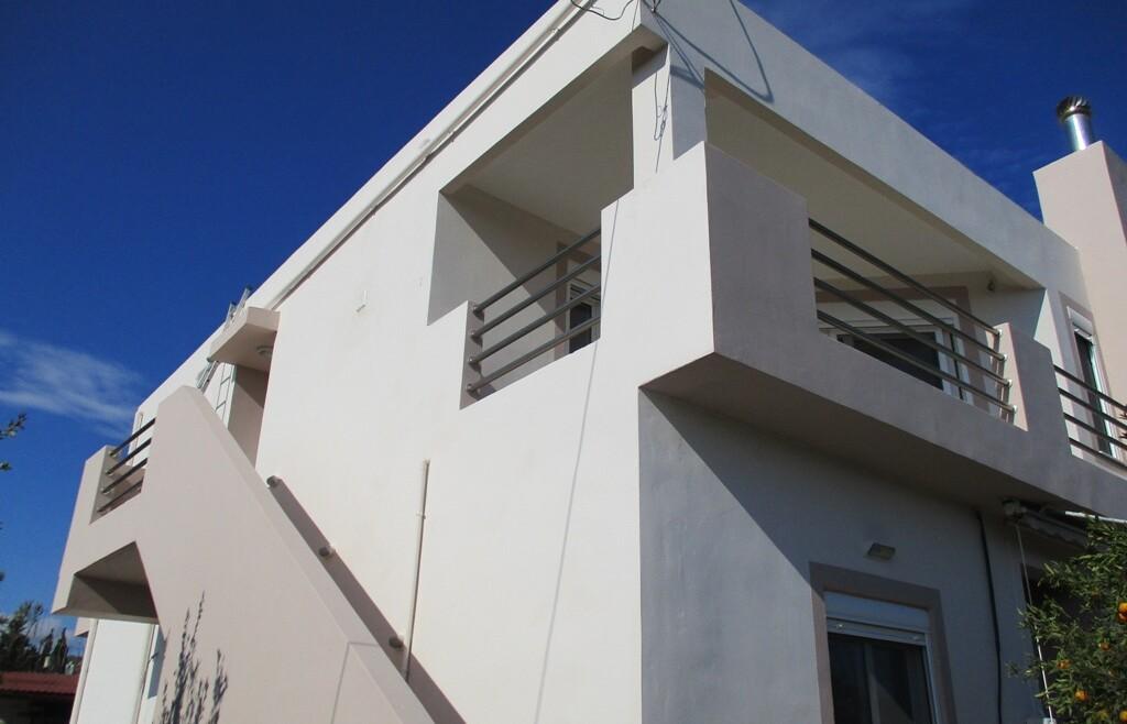 Προσθήκη ορόφου στο Αρκαλοχώρι, Ηράκλειο Κρήτης